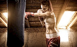 KICK BOXING - MUAY THAI